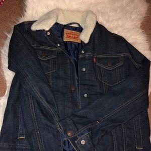 Jean Levis jacket